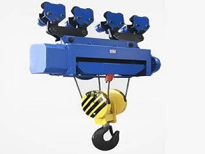 HC and HM model electric monorail hoist