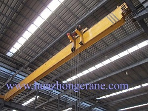 LDP model single beam bridge crane