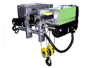 European standard monorail electric hoist