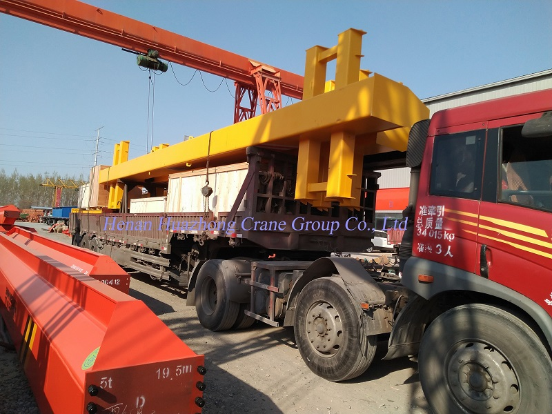 Delivery of single beam gantry crane